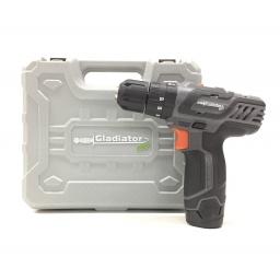 Taladro percutor Recargable 12V con 2 bateria