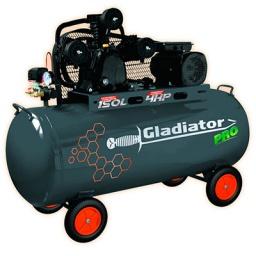Compresor 150 litro 4HP Gladiator
