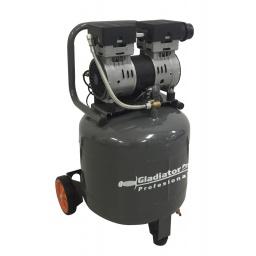Compresor sin aceite 40 litros Gladiator