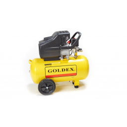 Compresor 50 litros 2HP Goldex