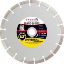 Disco Corte Diamantado 180x2,4x22.23 Perfect U3