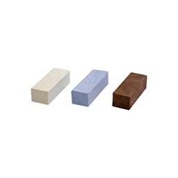 PASTA DE PULIR marrón (pasta para prepulir aluminio y acero metales no ferrosos)