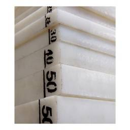 Nylon Plancha Blanco Poliamida 6