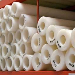 Nylon Tubo Blanco Poliamida 6