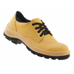 Zapato Industrial Con Puntera Nº 35 Bompel