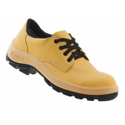 Zapato Industrial Con Puntera Nº 37 Bompel