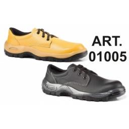 Zapato Industrial Sin Puntera Nº 38 Bompel