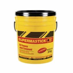 Masilla supermastick - balde 5.6 kilos (Obra Seca)