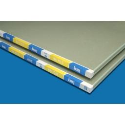 Placa Yeso verde 12.5mm 1.20x 2.40 mts (Obra Seca)