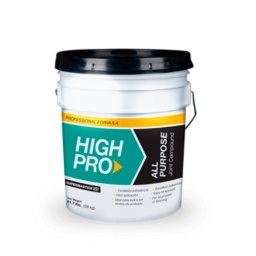 Masilla High pro - balde 28 kilos (Obra Seca)