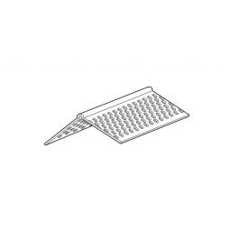 Cantonera PVC doble rebaje 2.44 mts (Obra Seca)