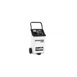 Cargador Bateria c/arrancador 30A-12-24v Telwin 829390