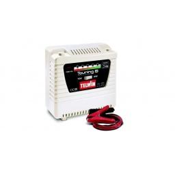 Cargador Bateria portatil 9A-12-24v Telwin 807592