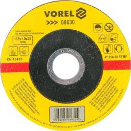 Disco corte metal 115x1 mm