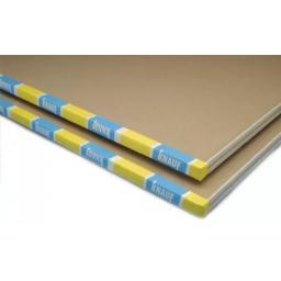 Placa Yeso stand 10mm 1.20x 2.40 mts (Obra Seca)