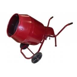 Hormigonera Roja 130 litros (Tacho reforzado)